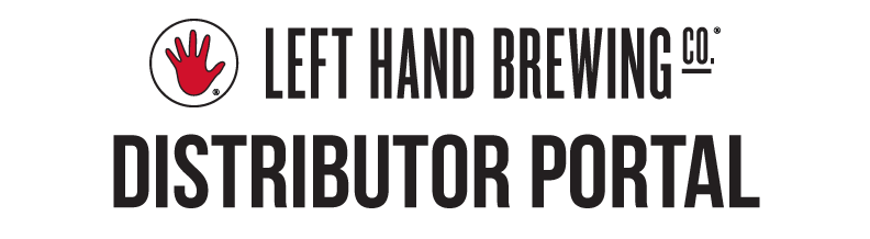 Left Hand Brewing Co. Distributor Portal